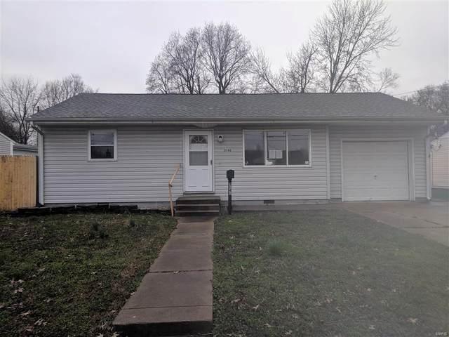 3141 Jill Avenue, Granite City, IL 62040 (#20020890) :: Hartmann Realtors Inc.