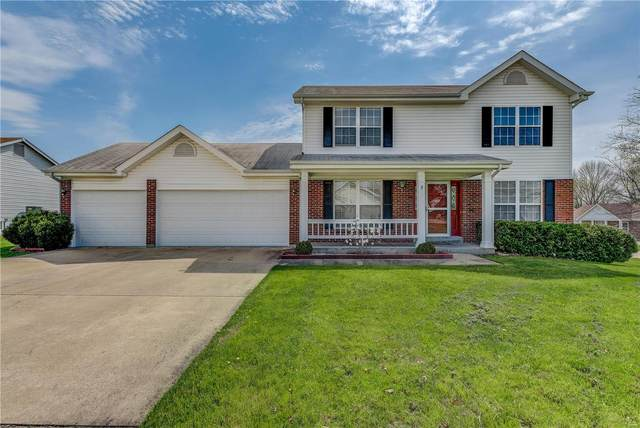 200 Forest Path, Saint Peters, MO 63376 (#20020911) :: Parson Realty Group