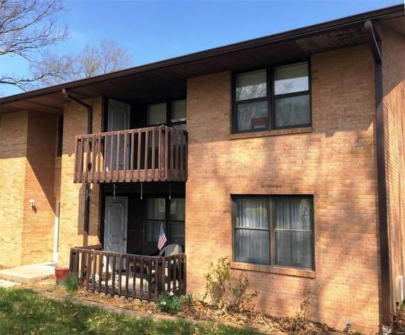 1015 Lindenthal Avenue #4, Highland, IL 62249 (#20020978) :: Hartmann Realtors Inc.