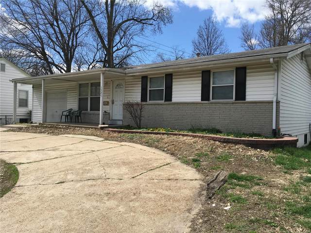 1325 Patterson, Florissant, MO 63031 (#20020985) :: Clarity Street Realty