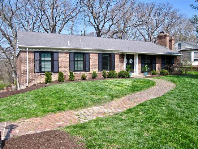 645 Hickory Lane, St Louis, MO 63131 (#20020992) :: Sue Martin Team