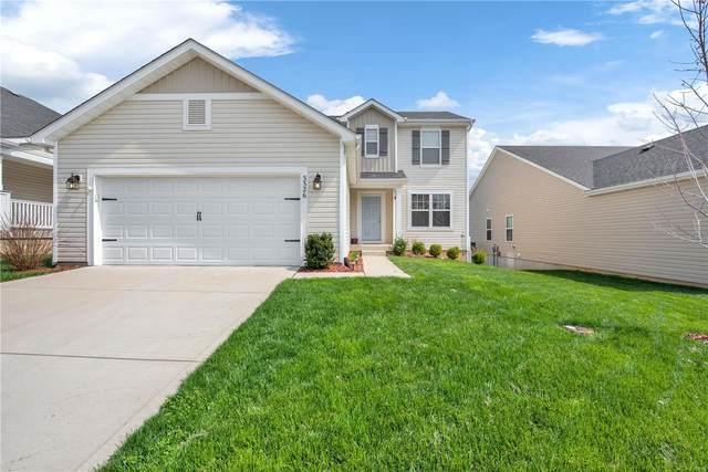 3326 Grace Hill Drive, Lake St Louis, MO 63367 (#20021016) :: Parson Realty Group
