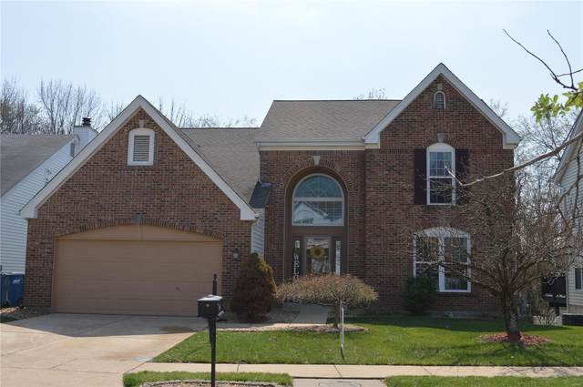 9802 Grantview Forest Drive, St Louis, MO 63123 (#20021031) :: Clarity Street Realty