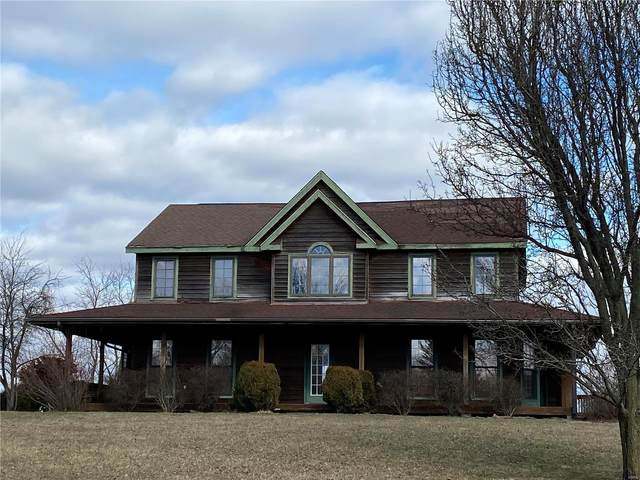 1940 Milligan Hill Road, ALTO PASS, IL 62905 (#20021041) :: The Becky O'Neill Power Home Selling Team