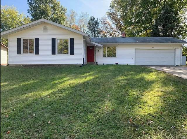 942 Surrey Drive, Edwardsville, IL 62025 (#20021058) :: Hartmann Realtors Inc.