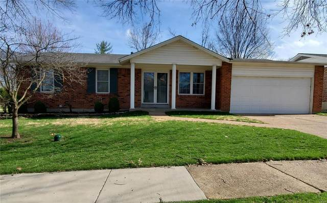 4516 Firelight Dr Drive, St Louis, MO 63129 (#20021076) :: RE/MAX Vision