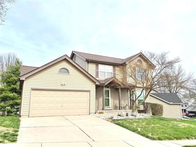 12860 Polo Parc Drive, St Louis, MO 63146 (#20021087) :: Clarity Street Realty