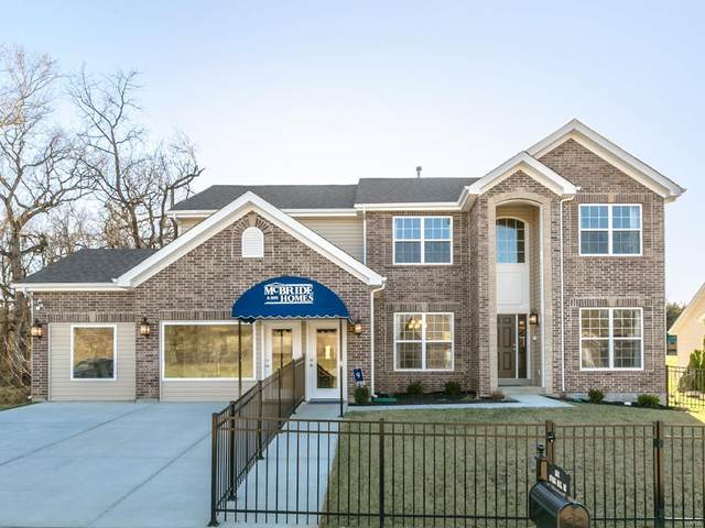 1601 Spring Mill Drive, Wentzville, MO 63385 (#20021093) :: Parson Realty Group