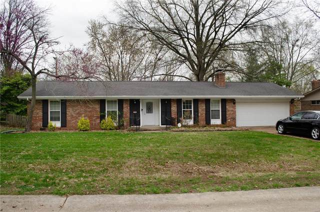 28 Tumbleweed Drive, Belleville, IL 62221 (#20021099) :: St. Louis Finest Homes Realty Group