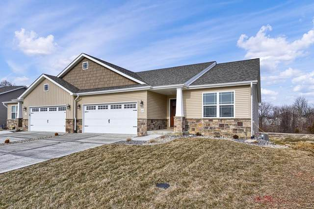 42 Cider Crest Court, Maryville, IL 62062 (#20021114) :: Tarrant & Harman Real Estate and Auction Co.