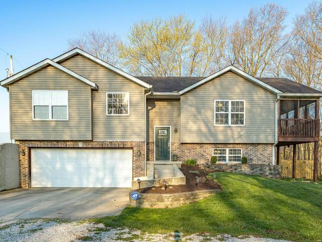 5193 N State Route 159, Edwardsville, IL 62025 (#20021157) :: Fusion Realty, LLC