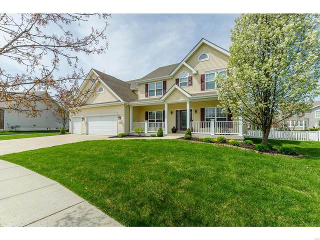 2045 Saint Madeleine Drive, Dardenne Prairie, MO 63368 (#20021161) :: The Becky O'Neill Power Home Selling Team