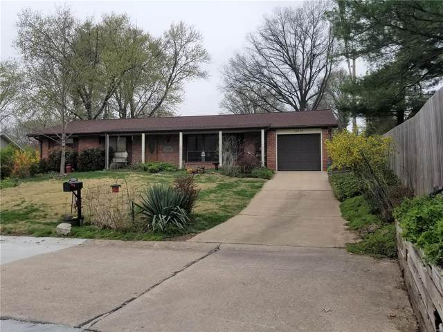 12759 Le Havre, St Louis, MO 63141 (#20021162) :: Clarity Street Realty