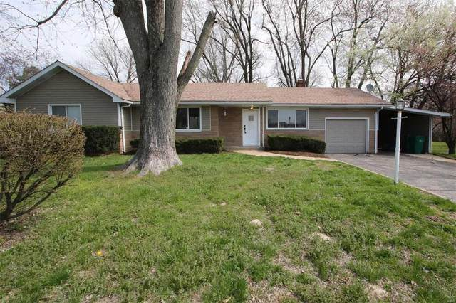 9305 Bunkum Road, Fairview Heights, IL 62208 (#20021164) :: Clarity Street Realty
