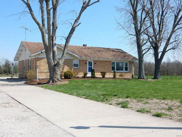100 Route 138, BENLD, IL 62009 (#20021174) :: St. Louis Finest Homes Realty Group
