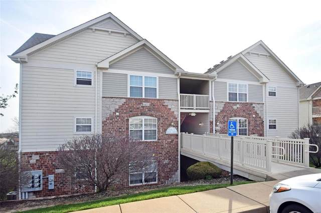 1822 Piedmont Circle #202, Saint Peters, MO 63304 (#20021175) :: Parson Realty Group