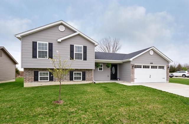 428 Honeysuckle Creek Drive, Wentzville, MO 63385 (#20021178) :: St. Louis Finest Homes Realty Group