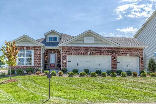 206 Carlton Point (Lot 138D) Drive, Wentzville, MO 63385 (#20021193) :: RE/MAX Vision