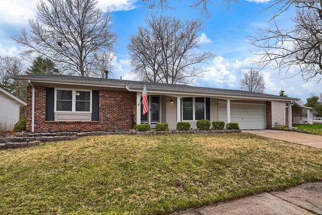 305 Statewood Drive, Ballwin, MO 63021 (#20021199) :: Clarity Street Realty