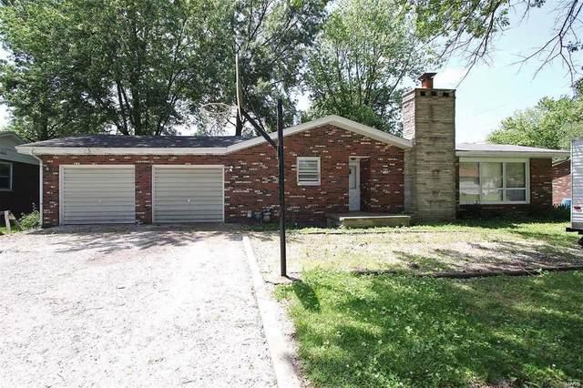 714 E John Street, BUNKER HILL, IL 62014 (#20021200) :: Tarrant & Harman Real Estate and Auction Co.