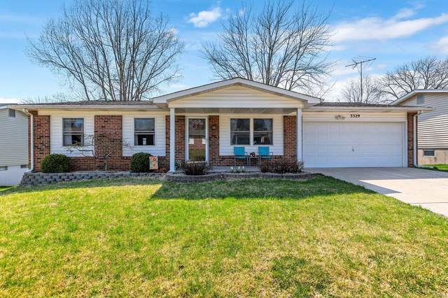 3329 Leverenz Drive, Saint Charles, MO 63301 (#20021206) :: Clarity Street Realty