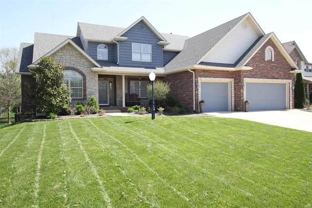 3380 Garvey Lane, Edwardsville, IL 62025 (#20021214) :: Parson Realty Group