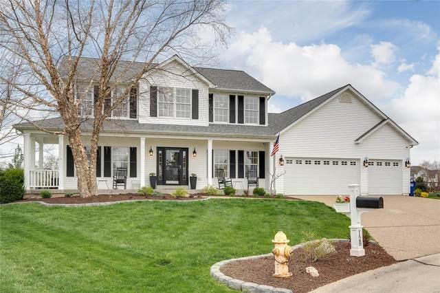 128 Henrietta, Dardenne Prairie, MO 63368 (#20021226) :: Kelly Hager Group | TdD Premier Real Estate