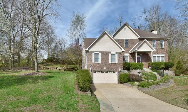 13607 Mason Meadows Court, St Louis, MO 63131 (#20021262) :: Sue Martin Team