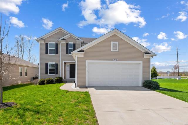 2508 Wintercreek Drive, Belleville, IL 62221 (#20021264) :: Fusion Realty, LLC