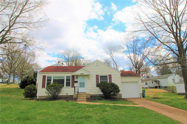 10250 Coburg Lands Drive, St Louis, MO 63137 (#20021276) :: Clarity Street Realty