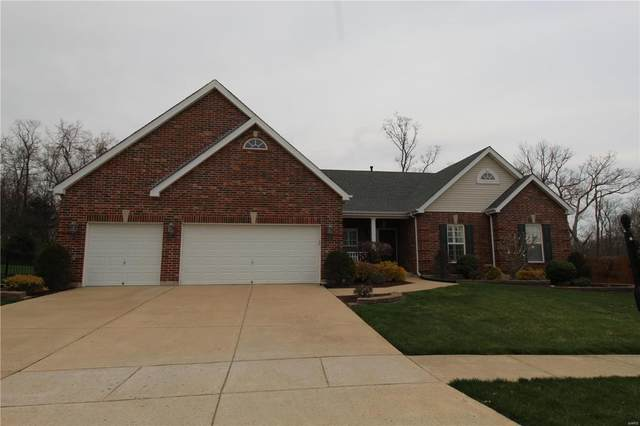 2101 Hannah, Wentzville, MO 63385 (#20021278) :: St. Louis Finest Homes Realty Group
