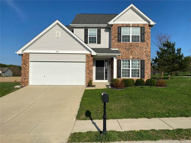 2011 Woodsong Way Lane, Belleville, IL 62220 (#20021284) :: Fusion Realty, LLC