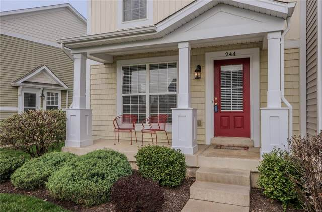 244 Countryshire Drive, Lake St Louis, MO 63367 (#20021333) :: RE/MAX Professional Realty
