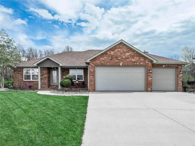 2928 Bluff Meadow Drive, Maryville, IL 62062 (#20021368) :: Fusion Realty, LLC