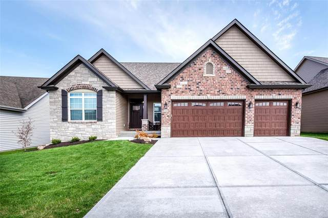 168 Stone Oaks, Arnold, MO 63010 (#20021373) :: Parson Realty Group