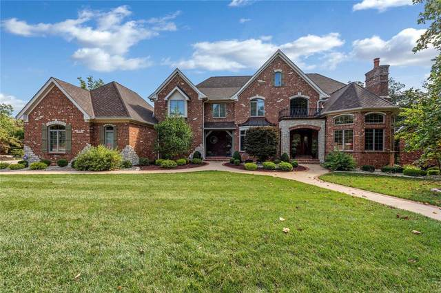 23 Windcastle Drive, Saint Charles, MO 63304 (#20021377) :: Parson Realty Group