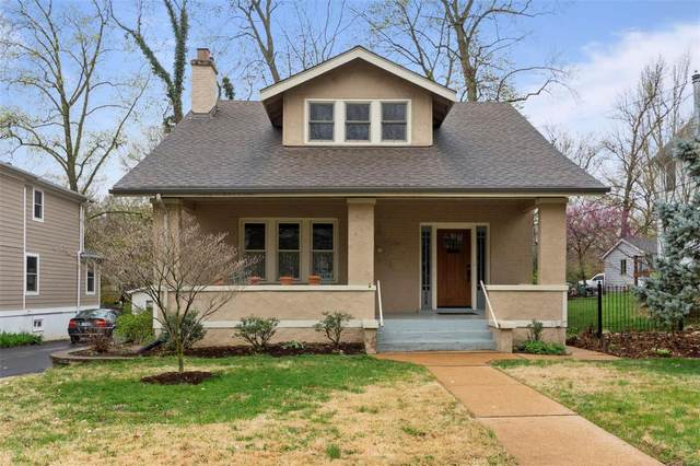 508 Sunnyside Avenue, St Louis, MO 63119 (#20021410) :: Sue Martin Team