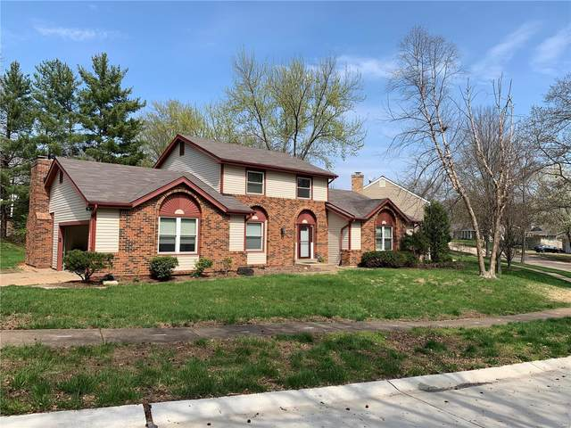15587 Century Lake Drive, Chesterfield, MO 63017 (#20021419) :: Kelly Hager Group | TdD Premier Real Estate
