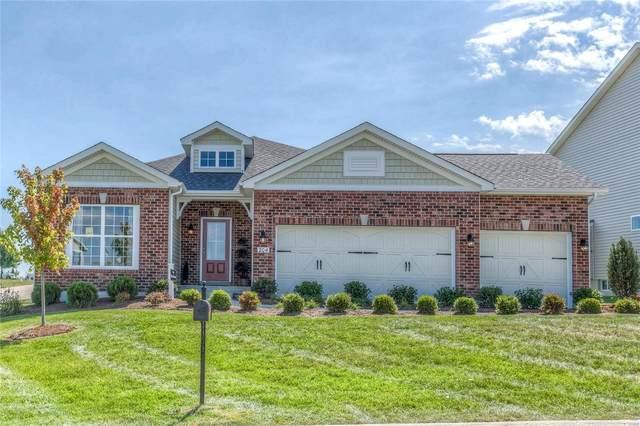 204 Glen Farm Drive, Wentzville, MO 63385 (#20021438) :: Parson Realty Group