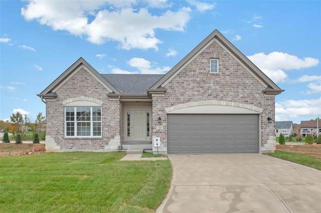 517 Columbia Downs Drive, Lake St Louis, MO 63367 (#20021440) :: Clarity Street Realty