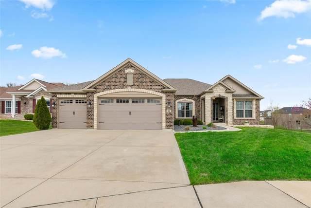344 Hyde Park Avenue, Wentzville, MO 63385 (#20021457) :: Kelly Hager Group | TdD Premier Real Estate