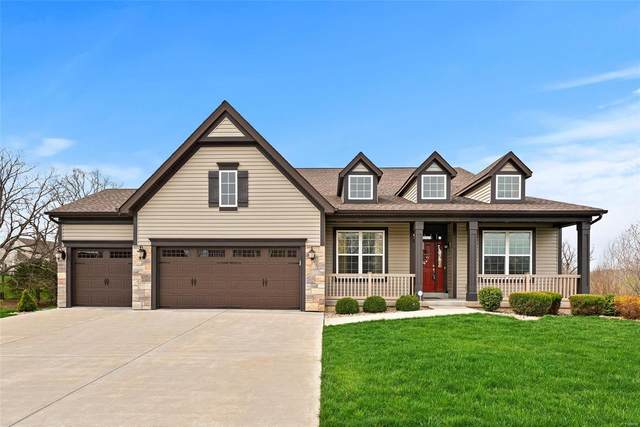 1221 Peruque Ridge Drive, Wentzville, MO 63385 (#20021499) :: St. Louis Finest Homes Realty Group