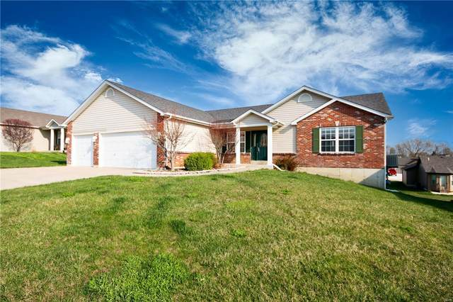 611 Glen Eagle, Troy, MO 63379 (#20021500) :: Parson Realty Group