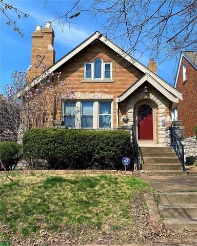 5329 Delor Street, St Louis, MO 63109 (#20021502) :: Realty Executives, Fort Leonard Wood LLC