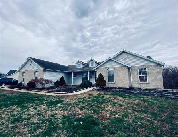 2533 Greenway, High Ridge, MO 63049 (#20021504) :: Clarity Street Realty