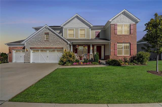 604 Savannah View Way, Town and Country, MO 63017 (#20021513) :: Sue Martin Team
