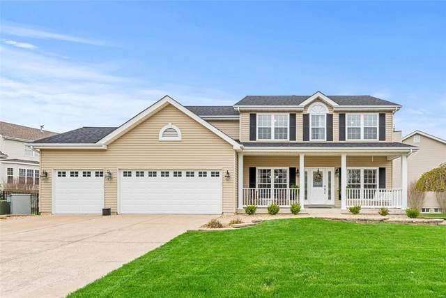 305 William Clark, Dardenne Prairie, MO 63368 (#20021536) :: Kelly Hager Group | TdD Premier Real Estate