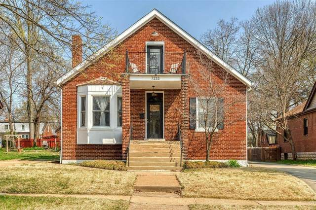 7233 Dorset Avenue, University City, MO 63130 (#20021537) :: Kelly Hager Group | TdD Premier Real Estate