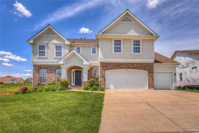 208 Carlton Point Drive, Wentzville, MO 63385 (#20021538) :: Parson Realty Group