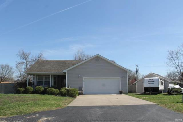 506 Abby Lane, CARTERVILLE, IL 62918 (#20021561) :: Fusion Realty, LLC